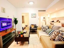 Foto do Hotel: Spacious Apartment With Best Location