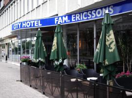 Hotel photo: Familjen Ericssons City Hotel