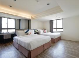Hotel Photo: Taichung One Chung Business Hotel