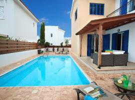 "Hotel photo: ""Renting a Villa with Large Private Pool"" Protaras Villa 83"