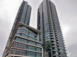Hotel Photo: Luxurious Condo in Mississauga