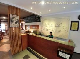 d'Fresh Guest House and Resto Malang Indonesia