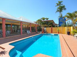 A picture of the hotel: Reef Resort Motel
