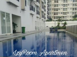 Hotel Photo: LzyRoom Apartmen Margonda Residence IV
