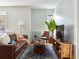Hotel Photo: Three-Bedroom on South Street Apt 5