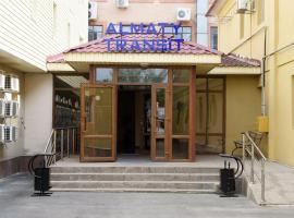 Hotel Photo: Almaty Transit