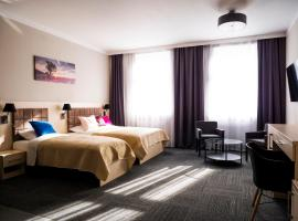 A picture of the hotel: Aparthotel CENTRUM Gliwicka 18