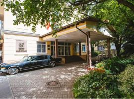 Hotel Photo: Guyot Business Boutique Hotel