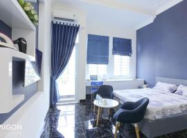 A picture of the hotel: Saigon Luxury Home