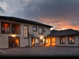 A picture of the hotel: Vuwa Lodge