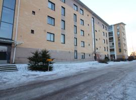 A picture of the hotel: A cozy one-room apartment in Pakkala, Vantaa. (ID 6788)