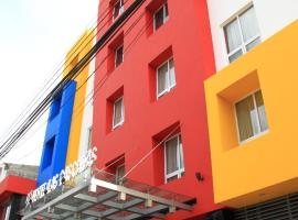 Hotel photo: Hotel Las Cascadas