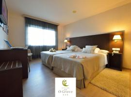 Hotel photo: Hotel Spa Norat O Grove 3* Superior