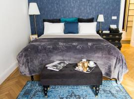 Hotel Photo: MARCHESE aptm. BUDApest - luxury living next to Chain Bridge