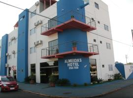 A picture of the hotel: Almeidas Hotel