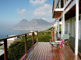 Moonglow Guesthouse Simon's Town Sydafrika