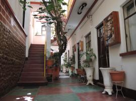 Hotel photo: Hostal Valle Hermoso