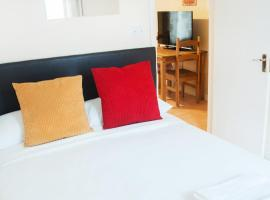 Hotel photo: Euston Road Apartments