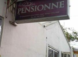 A picture of the hotel: En Pensionne