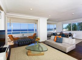Hotel photo: Three Bedroom Apartment Pittwater Road(COLRY)