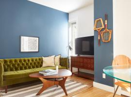 Hotel Photo: Three-Bedroom on South Street Apt 3