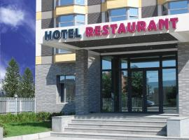 Hotel near Chinggis Khaan Intl airport : New West Hotel