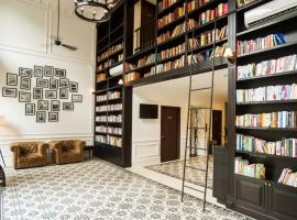 The Alcove Library Hotel Ho Chi Minh City Vietnam