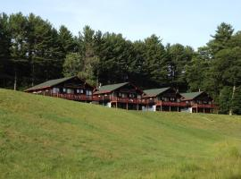 Swiss Chalets Village Inn North Conway USA