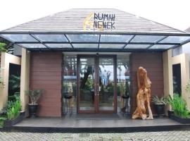 Hotel near Minangkabau airport : Rumah Nenek Hotel and Restaurant