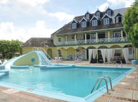 Hotel Photo: Palm View Apartments at Sandcastles