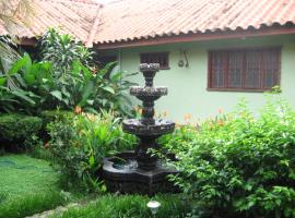 A picture of the hotel: Paz de Luna Bed & Breakfast