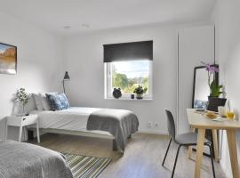 A picture of the hotel: 1 room apartment in Stockholm, Bragevägen 37 (ID 11353)