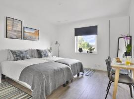 A picture of the hotel: 1 room apartment in Stockholm, Bragevägen 37 (ID 11368)