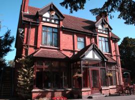 Hotel Photo: Blaby Westfield House Hotel
