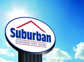 A picture of the hotel: Suburban Extended Stay Hotel Shreveport Airport