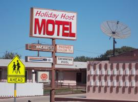 Hotel Photo: Holiday Host Motel