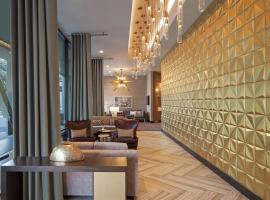 A picture of the hotel: H Hotel Los Angeles, Curio Collection By Hilton