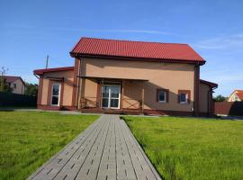 A picture of the hotel: Guest house on Klenovaya 10