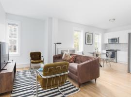 Hotel Photo: Three-Bedroom on South Street Apt 7