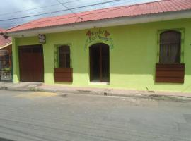 Hotel photo: Hostal Las Rosas