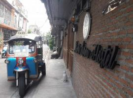 Hotel Photo: Nivas Siam Hostel