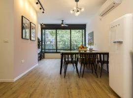 Hotel photo: Apartment in Holon for business people