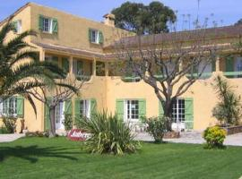 Auberge les Oliviers Lucciana France