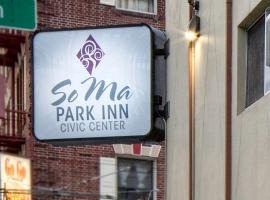 A picture of the hotel: SOMA Park Inn