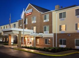 A picture of the hotel: Fairfield Inn and Suites by Marriott Cincinnati Eastgate