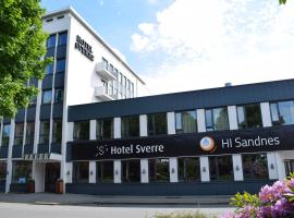 Hotel Photo: Sandnes Vandrerhjem