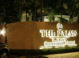 THE PALMS Luxury Boutique Hotel Dakar Senegal