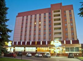 Hotel near  Lozuvatka International Airport  airport:  Druzhba Hotel