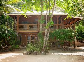 Hotel photo: Blue Island Divers Casa Descanso