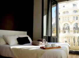 호텔 사진: Madrid Suites Gran Via